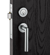Commercial-Grade Sliding Door Lock