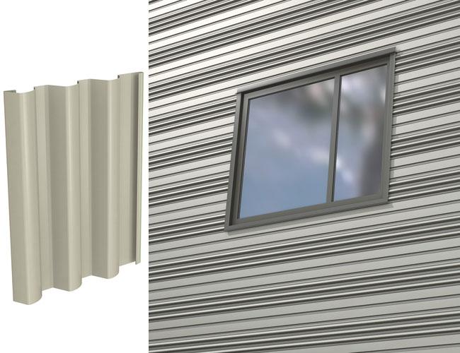 exterior metal panel installation exterior cladding