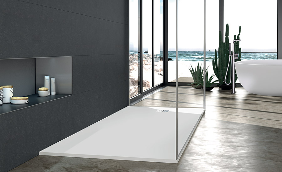 Blu-Stone Shower Base
