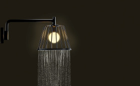 Lampshower by Nendo