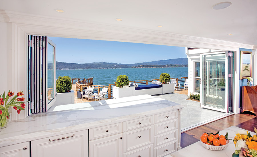 Openings for Transition windows for homes