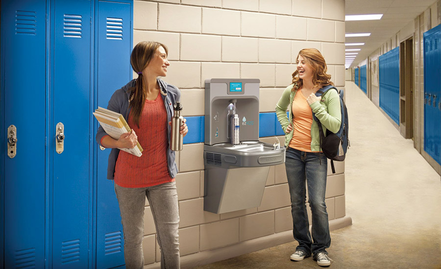 EzH20 Bottle Filling Station