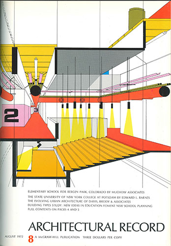 Architectural Record August 1972