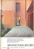 Architectural Record October 1981