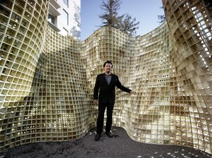 First Powder-Based 3D Printed Cement Structure Unveiled