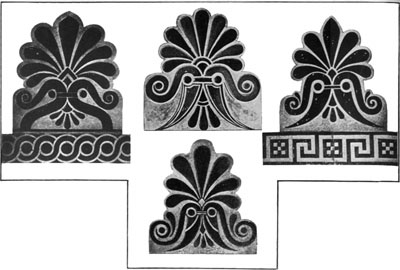 Colored ornamentation examples