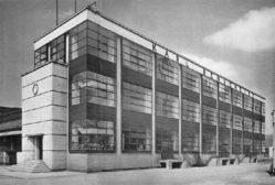 1911-12 Shoe Last Factory