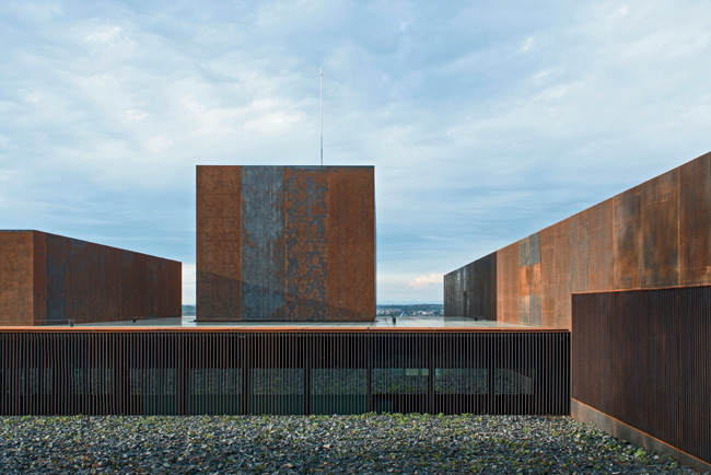 Soulages Museum by RCR Arquitectes | 2014-08-16 | Architectural Record