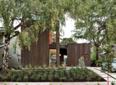 Passive House, Portland Oregon