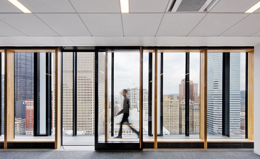 Natural Ventilation and Office Towers