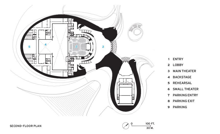 Harbin Opera House   2015-12-01   Architectural Record