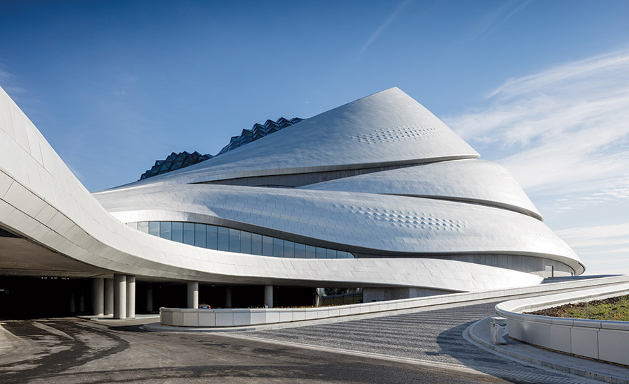 Harbin Opera House 2015 12 01 Architectural Record