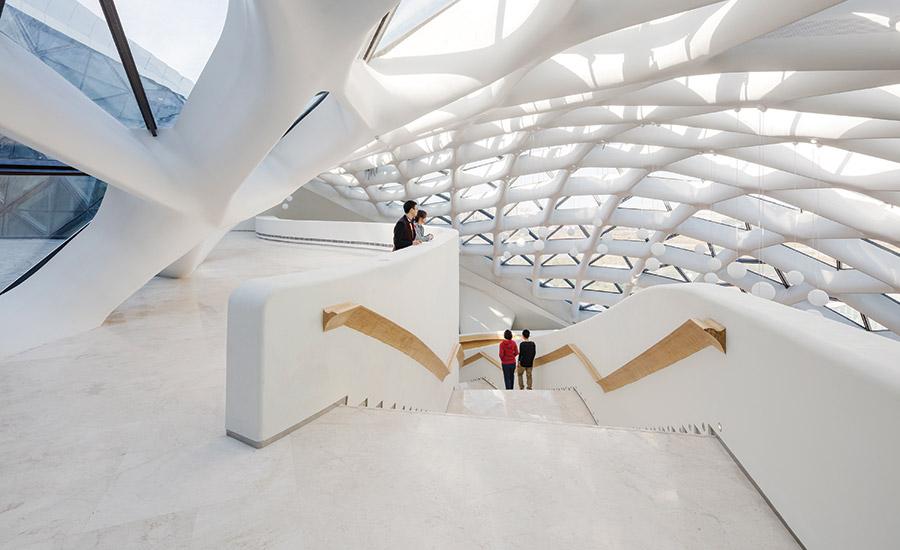 Harbin Opera House 2015 12 01 Architectural Record