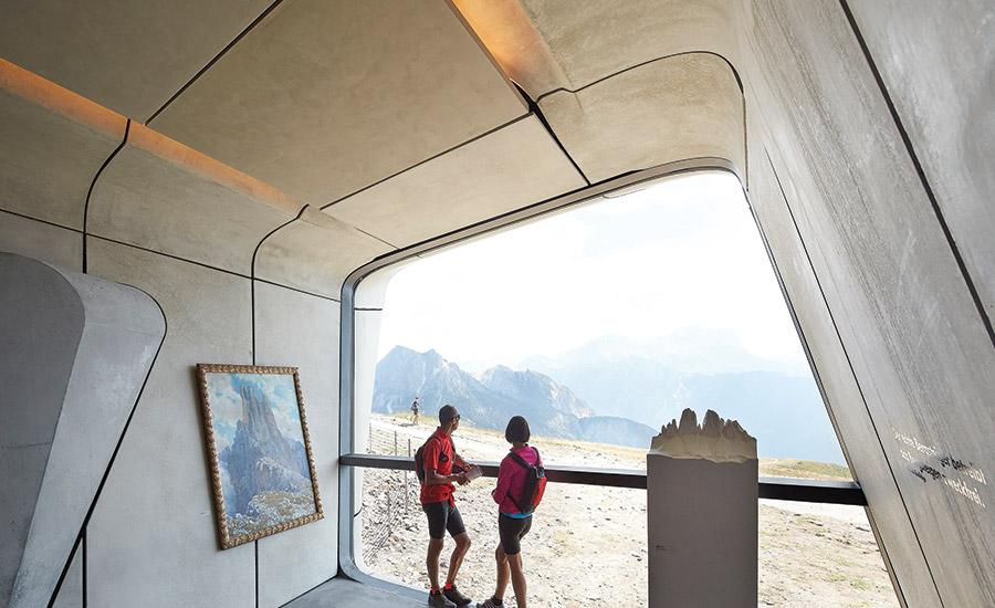 Messner Mountain Museum Corones 2015 12 01