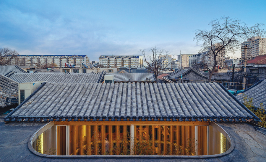 Teahouse in Hutong