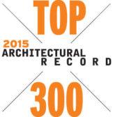 Architectural Record Top 300 2015