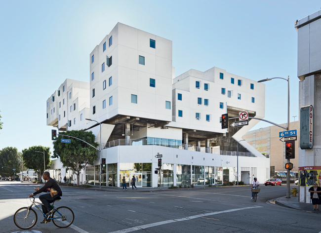 Star Apartments – Los Angeles | 2015-06-16 | Architectural ...