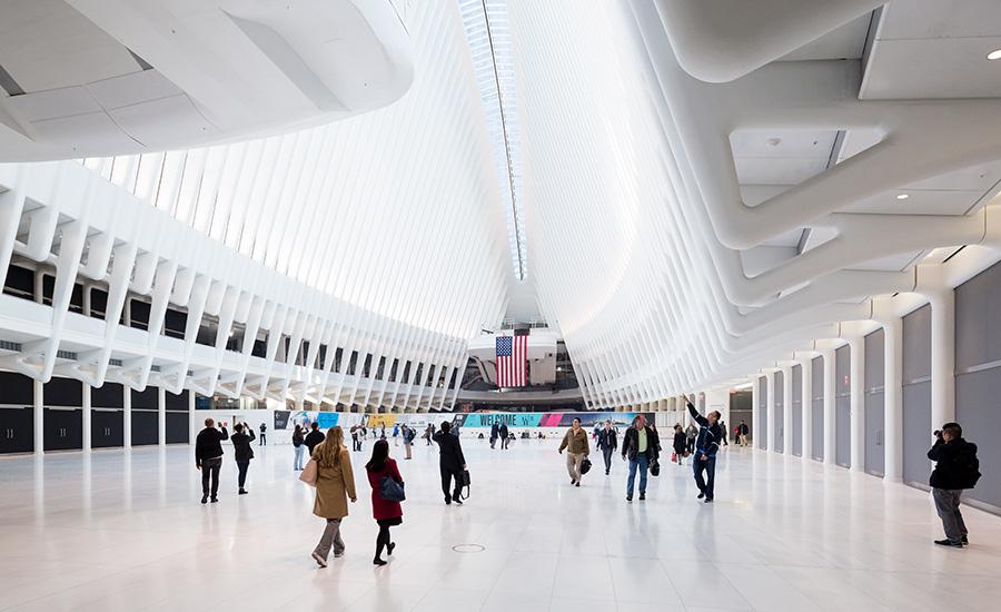 World Trade Center Transportation Hub 2016 03 03