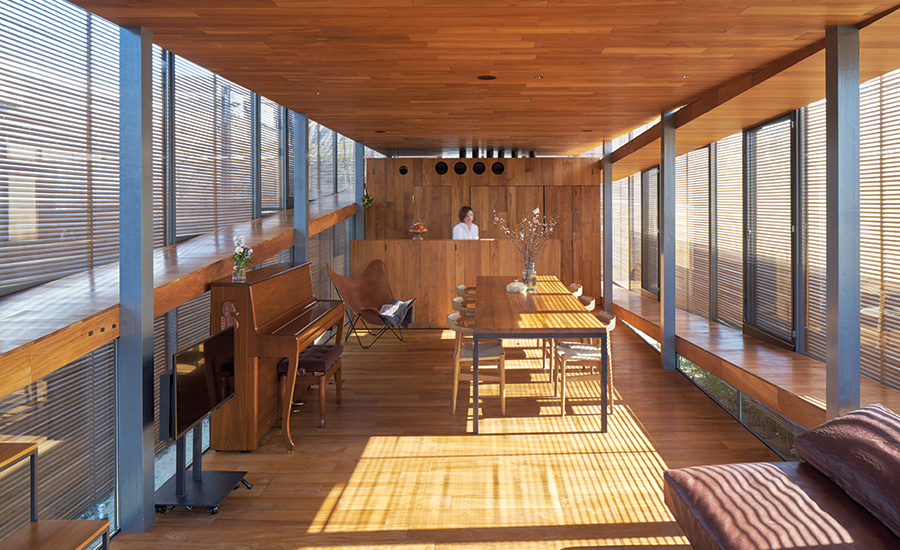 Helix House 2016 04 01 Architectural Record