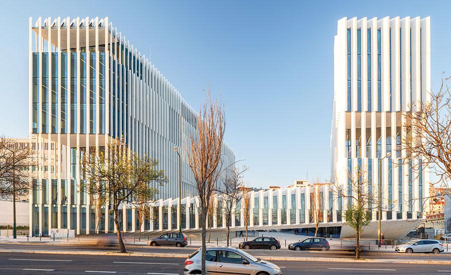 Edp Headquarters 2016 08 01 Architectural Record