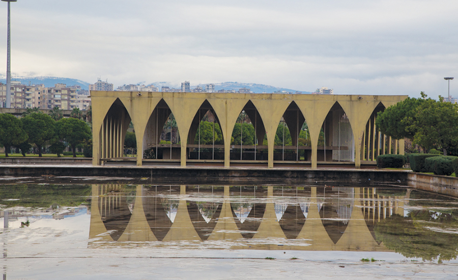 Niemeyers Forgotten Legacy In Lebanon Faces Threats