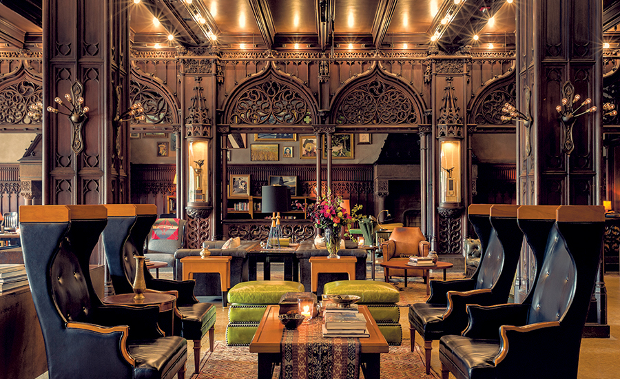 Chicago Athletic Association Hotel 2016 02 01