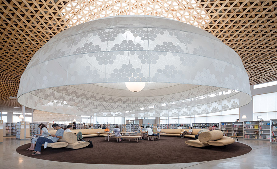 Toyo Ito Libraries In Japan And Taiwan
