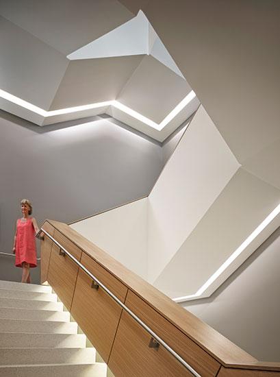 The university of arizona cancer center 2016 07 01 architectural record for University of arizona interior design