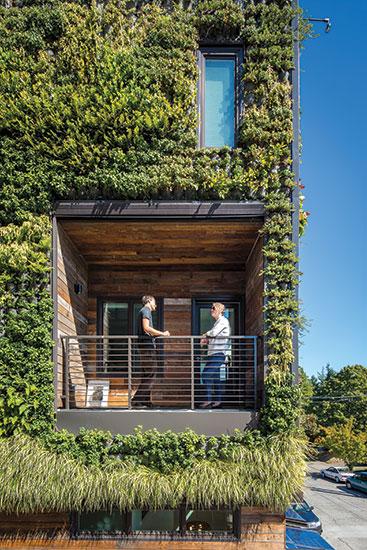 Continuing education green walls 2016 07 01 - Building a living wall ...