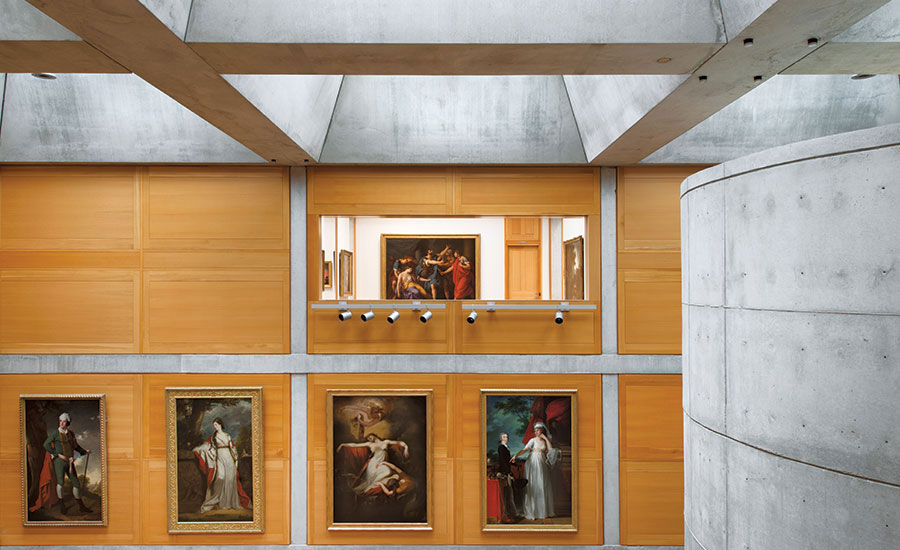 Yale Center For British Art 2016 06 01 Architectural