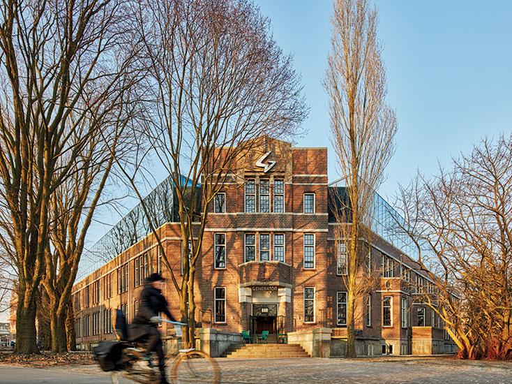 Generator Amsterdam By Designagency And Idea Ontwerp