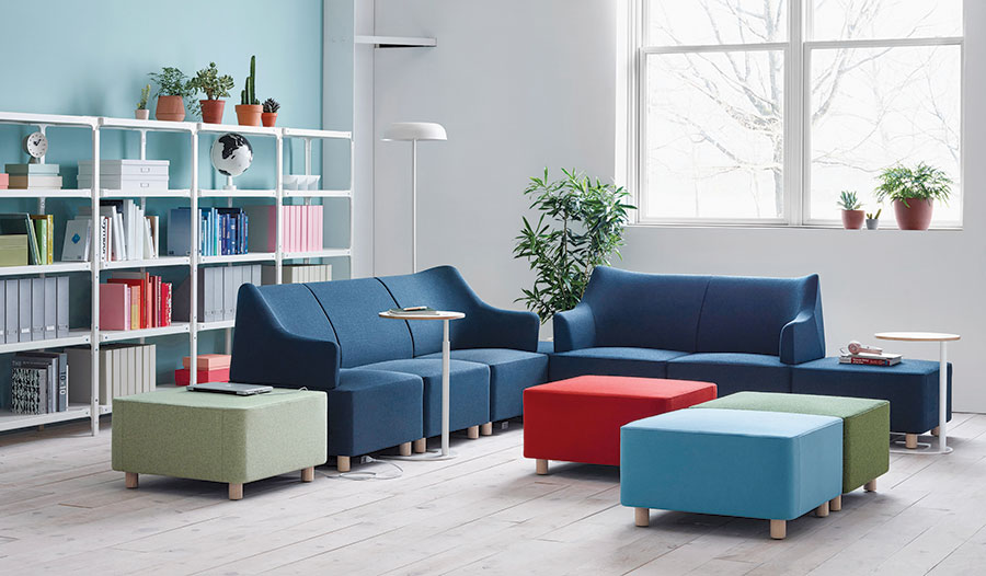 Plex Lounge Seating