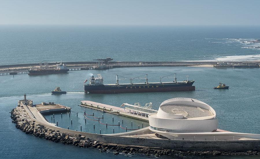 Porto Cruise Terminal 2016 03 01 Architectural Record