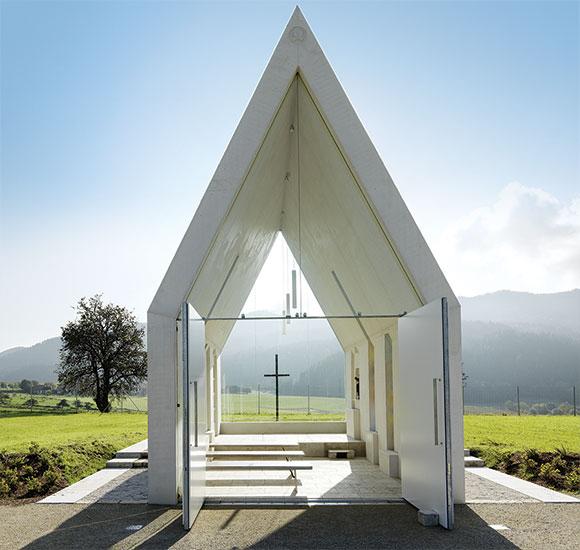 Maria Magdalena Chapel 2016 05 01 Architectural Record