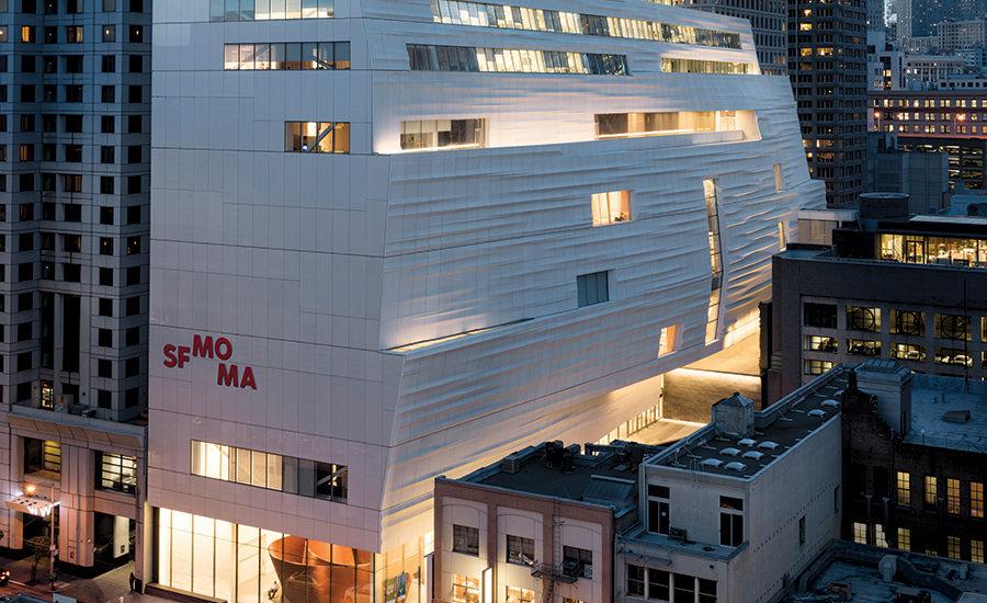 San Fran Museum Of Modern Art