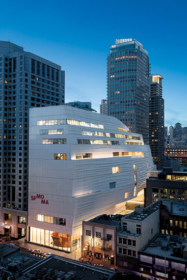 San francisco museum of modern art 2016 04 28 for San francisco new museum