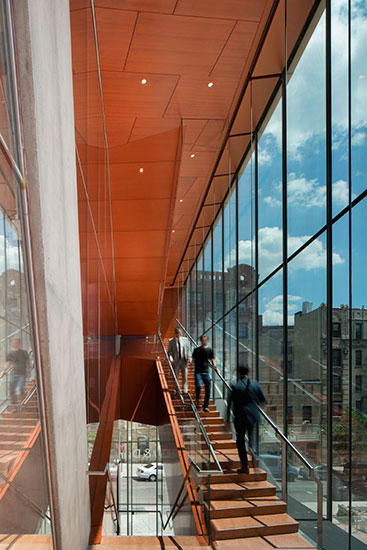 Roy And Diana Vagelos Education Center At Columbia