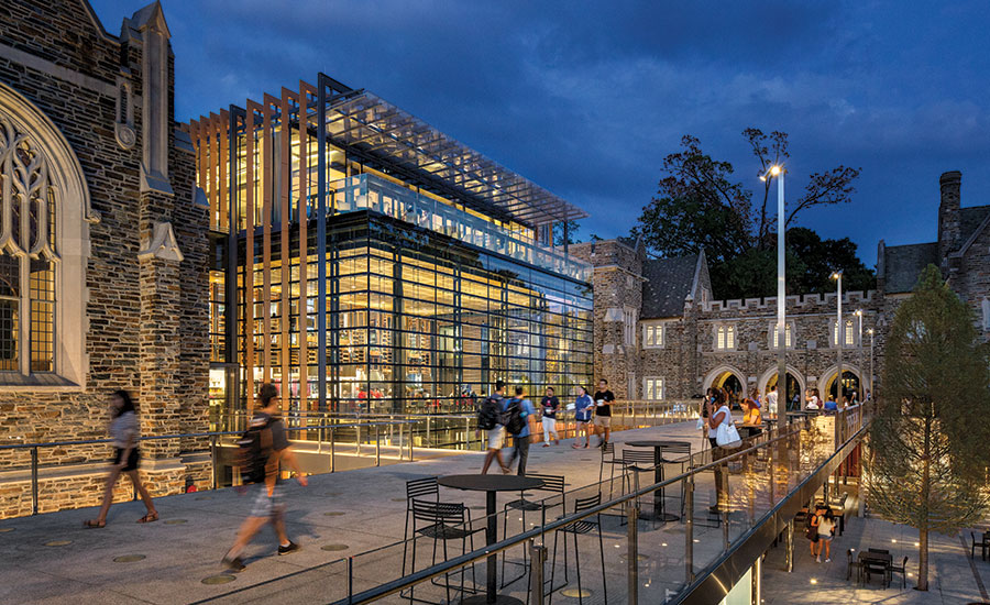 Duke University S West Campus Union By Grimshaw 2016 11
