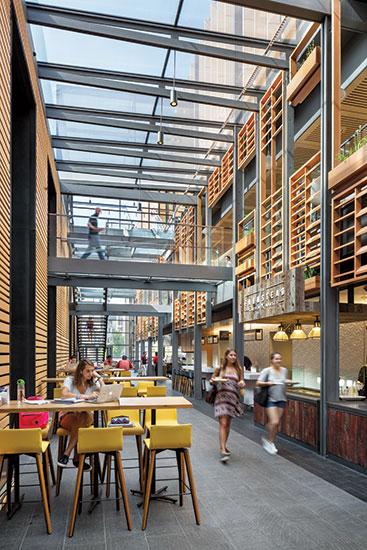 Duke University S West Campus Union By Grimshaw 2016