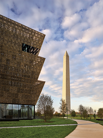 national museum of african american history and culture | 2016-11