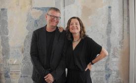 Newsmaker: Mark Wigley and Beatriz Colomina