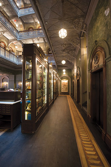The Beekman Hotel In New York City 2016 10 04 Architectural Record