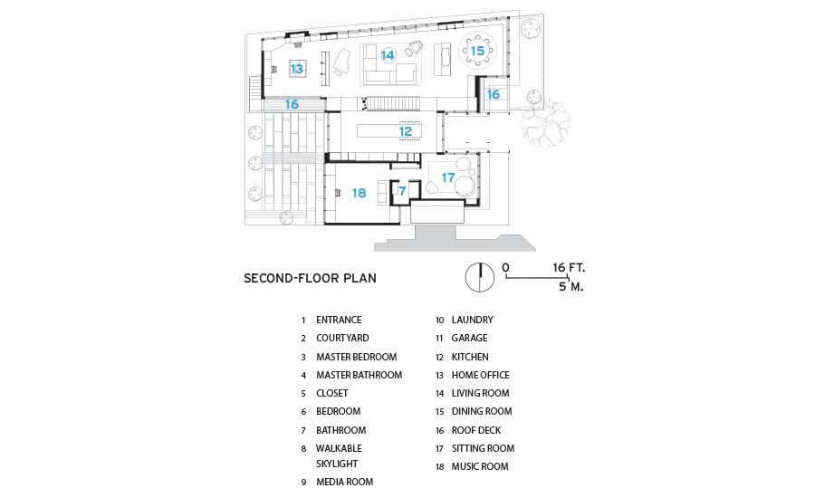 Spruce Street Residence   2016-10-01   Architectural Record on eucalyptus house, walnut house, linden house, concord house, stiles house, black house, ivory house, dogwood house, ash house, cherry house, cedarwood house, well-kept house, yew house, elm house, boston ivy house, stackwood house, lime house, erin ross chapin house, how house, eggshell house,