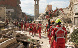 Renzo Piano Italy Earthquake