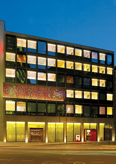 Continuing education pushing prefabrication 2016 09 01 architectural record - Design hotel citizenm london ...