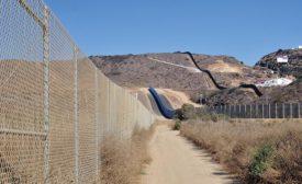 Border Wall Divides Profession