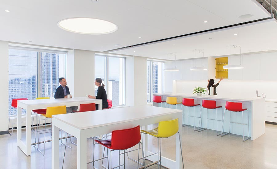 Perkins + Will Offices