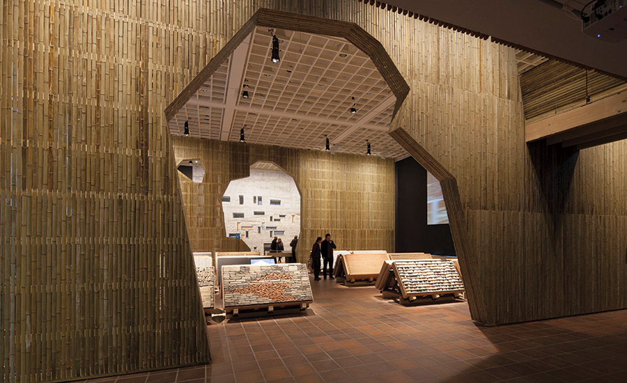 Exhibition Review of 'The Architect's Studio: Wang Shu'