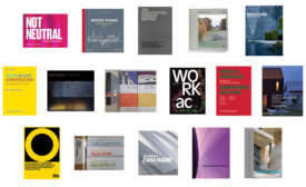 2017 Architecture Monograph Roundup