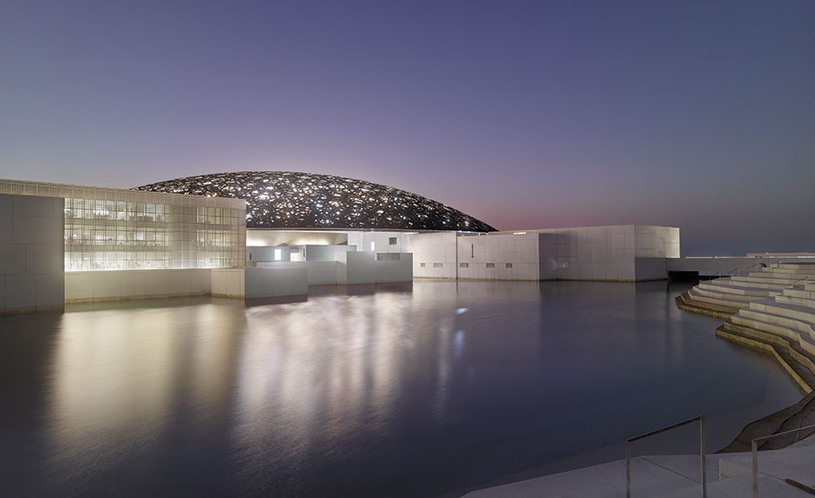 Louvre Abu Dhabi by Ateliers Jean Nouvel | 2017-12-01